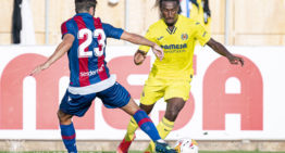 El Villarreal cede a Haissem Hassan al CD Mirandés