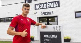 El Valencia Mestalla ficha a Juanjo Garrancho como sustituto de Mamardashvili