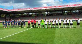 El Valencia Juvenil B queda cuarto clasificado en la Youngster Cup en Berlín