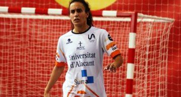 La Selección Absoluta de futsal convoca a María Angeles Pino (Universidad de Alicante)