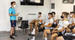 La Academia del VCF revela algunos de los secretos para un buen rendimiento deportivo