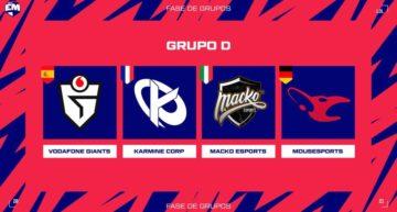 Vodafone Giants ya calienta motores para la European Masters