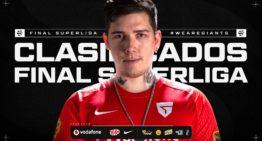 Vodafone Giants pasa a la final de la Superliga de League of Legends