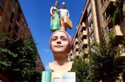 Malilla – Isla Cabrera rinde homenaje a Casa Ronald McDonald de València con la falla más solidaria
