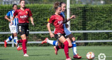AFE manifiesta su preocupación por la situación de la Primera División Femenina