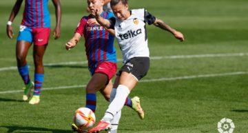 El Valencia cae ante un excelso Barcelona (8-0)