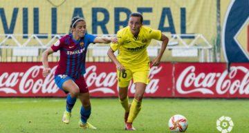 El Barça no da opción al Villarreal (0-8)