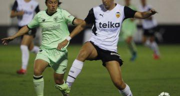 El Valencia sigue sin alzar el vuelo y cae ante el Athletic (1-3)