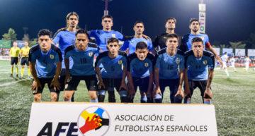 Uruguay en el COTIF: garra y corazón