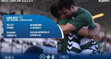 Definidos los cuartos de final de la Fase Territorial de la Copa RFEF 21-22