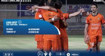VIDEO: Roda-Torrent y Benigànim-Atzeneta, semifinales de la fase territorial de Copa RFEF