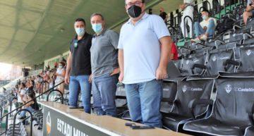La FFCV apoya a los clubes perjudicados en aforo por la última resolución de la Generalitat
