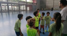 Hoy viernes 24 acaba el plazo para inscripciones en competiciones de futsal base FFCV