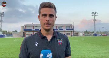 Alessio Lisci hace balance positivo del debut con victoria del Atlético Levante