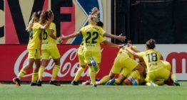 Sheila le da la primera victoria liguera al Villarreal ante el Eibar (1-0)