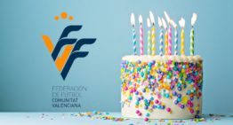 La FFCV celebra su 112 cumpleaños