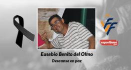 Dolor en el CD Calpe Futsal el fallecimiento de Eusebio Benito del Olmo, fundador y entrenador del club