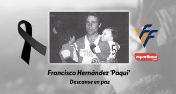 Muere el legendario capitán del CD Alcoyano Francisco Hernández 'Paqui'