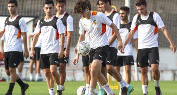 El Juvenil B del Valencia CF disputará el torneo Euroyouth Cup en Alemania