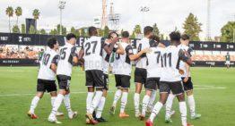 El Valencia Mestalla de Angulo encuentra su once tipo tras las primeras jornadas