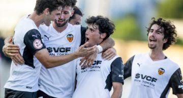 El Mestalla con más pólvora en ataque de las últimas temporadas