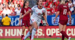 La selección española femenina se medirá a Inglaterra y Alemania en febrero de 2022