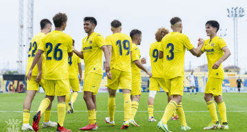El Villarreal CF doblega a la Atalanta BC en su debut en la YouthLeague