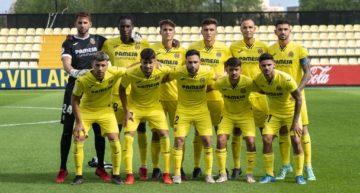 El Villarreal B arranca fuerte la competición con dos victorias y 6 goles a favor