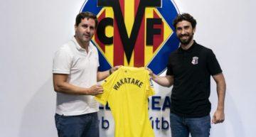 El Villarreal CF colaborará con La Liga en la formación de entrenadores y futbolistas en Japón