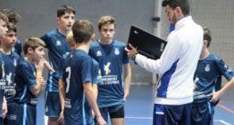 Palomero convoca a 19 jugadores para entrenar con la Selecció  FFCV masculina Sub-14 de fútbol sala