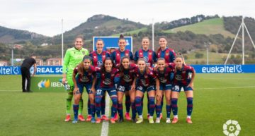 El Levante asalta Zubieta con un gol de Carol Férez (0-1)