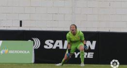 Enith salva la primera victoria de la temporada del VCF Femenino (1-0)