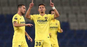 Yeremy Pino y Aixa Salvador representan al Villarreal en los Premios Fútbol Draft 20-21