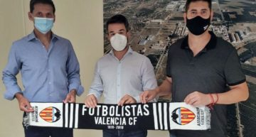 La Asociación de Futbolistas VCF pone en marcha su escuela en Loriguilla
