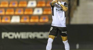 Debut por la puerta grande de Diego López con el Valencia Mestalla
