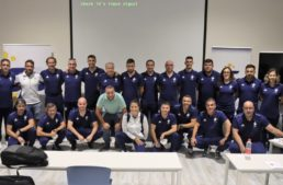 Bétera acogió la jornada de convivencia de los técnicos FFCV 21-22
