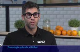 VIDEO: Primeras semanas de colaboración entre IND y el Valencia CF