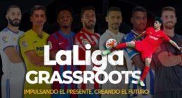 'LaLiga Grassroots': LaLiga al fin se 'moja' con el fútbol base