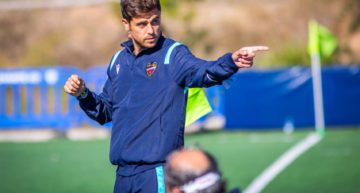 Alessio Lisci analiza su semana entrenando al primer equipo y la previa contra el CD Eldense
