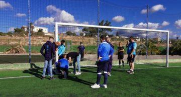 Aplazado el Villlajoyosa CF vs Valencia Mestalla por un problema de medidas en las porterías