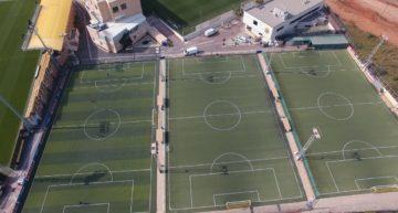 La Ciudad Deportiva del Villarreal abre de nuevo sus puertas a todo el público