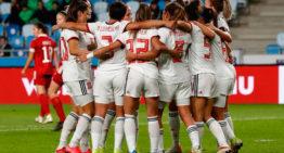 La selección española femenina disputará un amistoso ante Marruecos