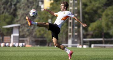 El talento que viene: PEDRO ALEMAÑ (Valencia CF)