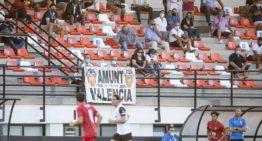 El Antonio Puchades recupera todo su aforo para el partido del VCF Mestalla de este sábado