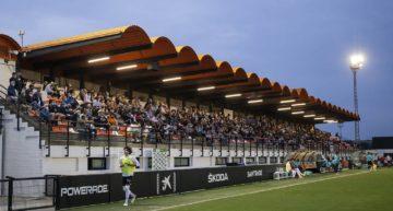 El Valencia Mestalla jugará tres jornadas consecutivas fuera de casa