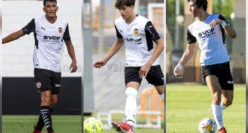 La Academia del VCF nutre a la Selección sub 15 y sub 19 española