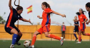 Tercera convocatoria de la Selecció Valenciana Valenta Sub-15 de fútbol