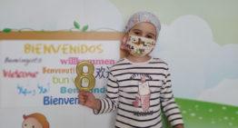 Casa Ronald McDonald Valencia celebra su octavo aniversario